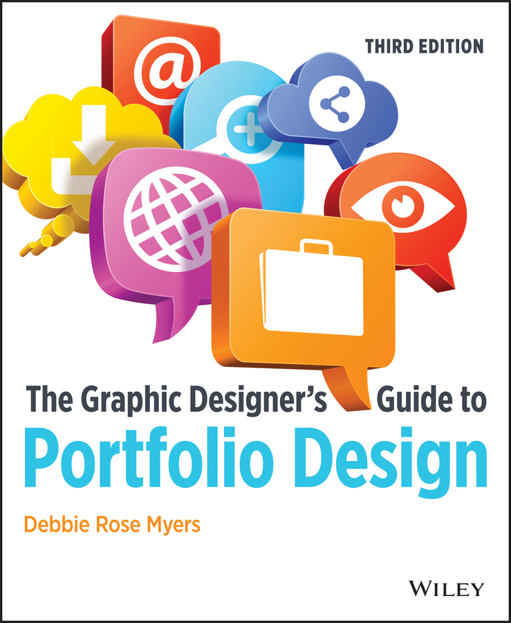 Debbie Myers Rose The Graphic Designer's Guide to Portfolio Design graphic print crop top