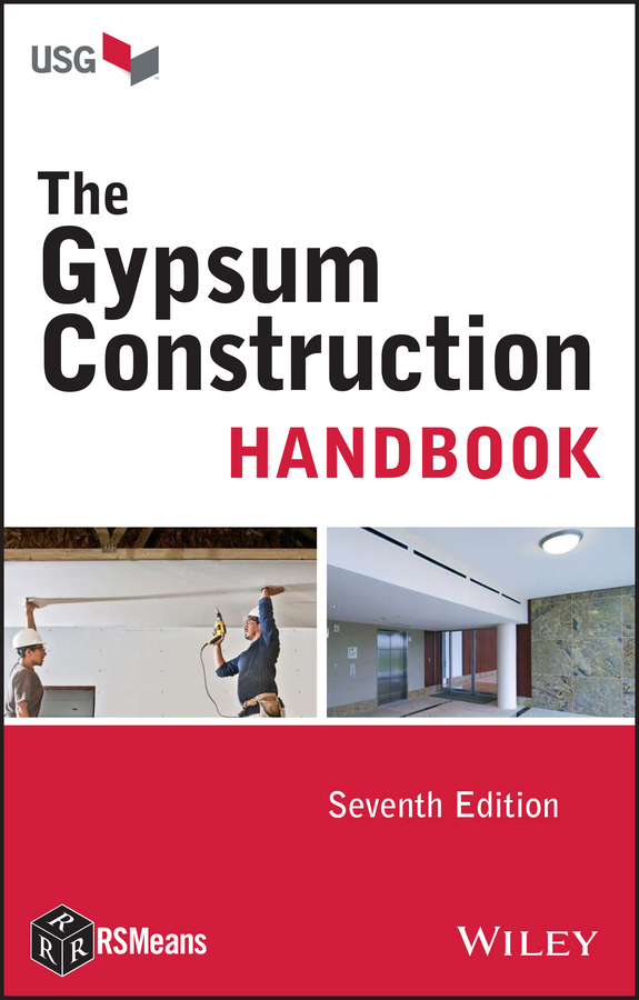 USG The Gypsum Construction Handbook usg the gypsum construction handbook