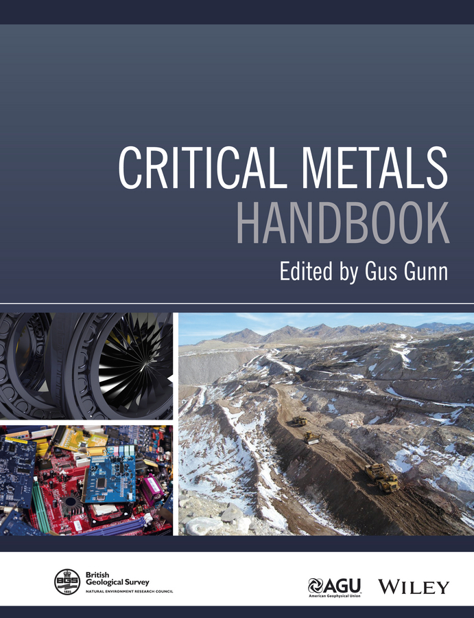 Gus Gunn Critical Metals Handbook recovery of metals from sludges and wastewaters