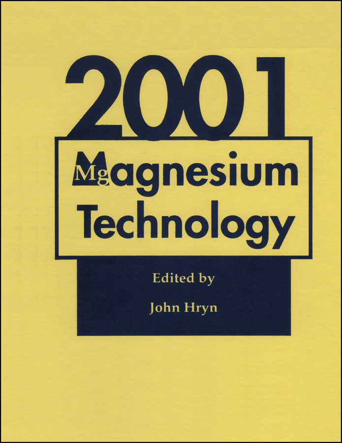 John Hryn N. Magnesium Technology 2001 norman god that limps – science and technology i n the eighties