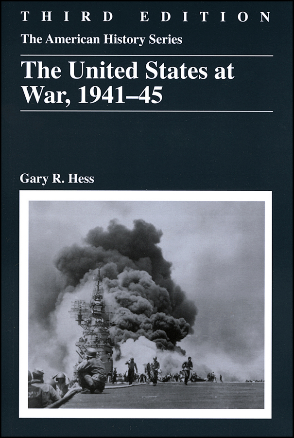 Gary Hess R. The United States at War, 1941 - 1945 owls of the united states and canada – a complete guide to their biology and behavior