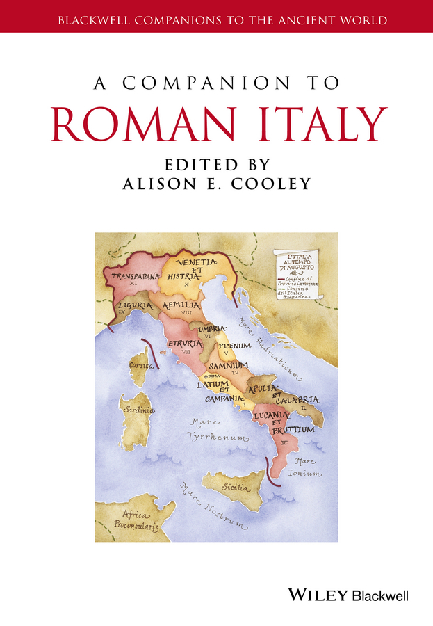 Alison Cooley E. A Companion to Roman Italy reticulocytosis as a surrogate marker of recent pf malaria infection