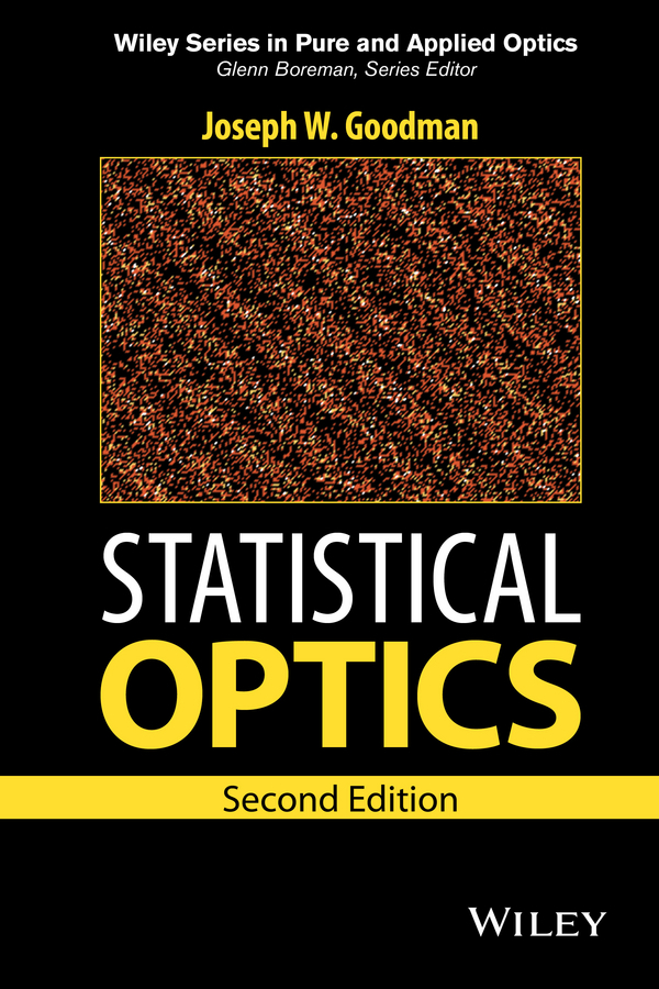 Joseph Goodman W. Statistical Optics a light in the window