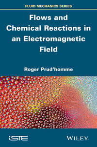 Roger  Prud'homme - Flows and Chemical Reactions in an Electromagnetic Field