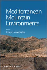 Ioannis  Vogiatzakis - Mediterranean Mountain Environments