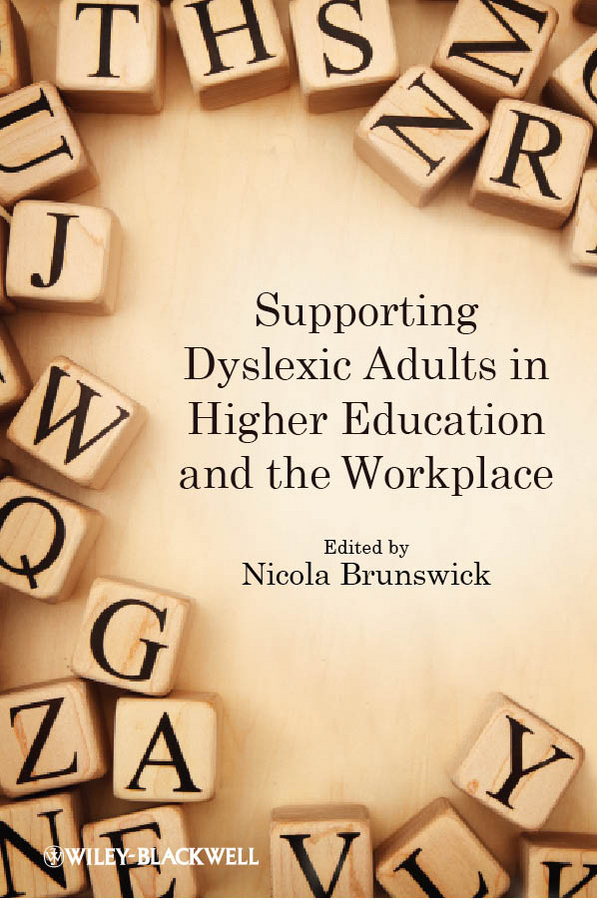 Фото - Nicola Brunswick Supporting Dyslexic Adults in Higher Education and the Workplace cai in education
