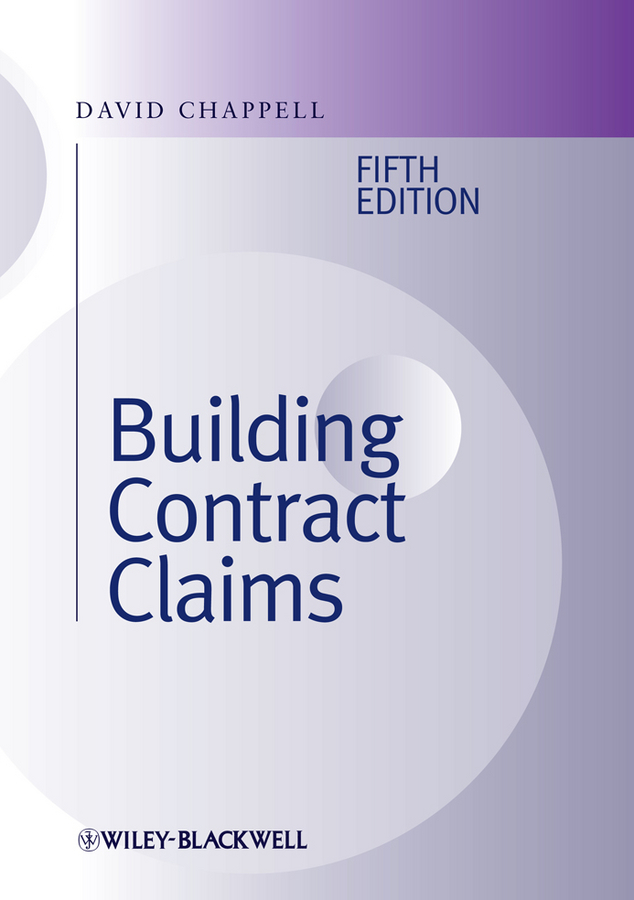 David Chappell Building Contract Claims