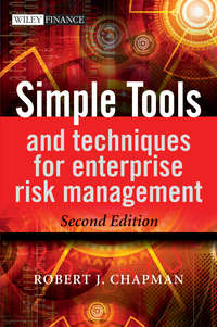 Robert Chapman J. - Simple Tools and Techniques for Enterprise Risk Management