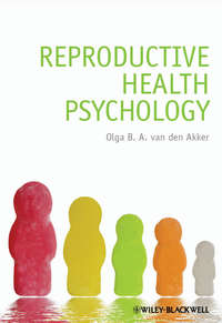 Olga B. A. van den Akker - Reproductive Health Psychology