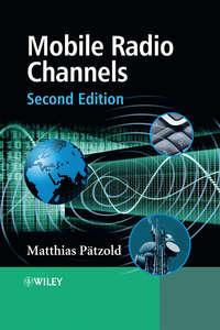 Matthias  Patzold - Mobile Radio Channels