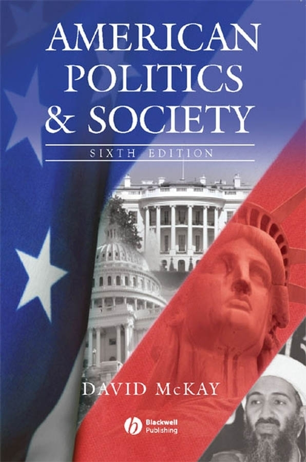 цена на David  McKay American Politics and Society