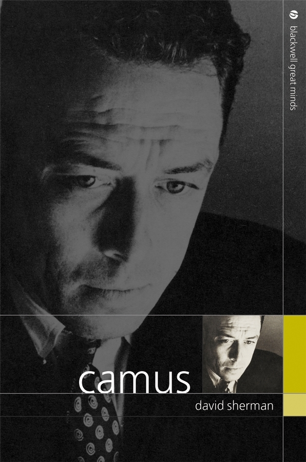 David Sherman Camus the relevance of political science