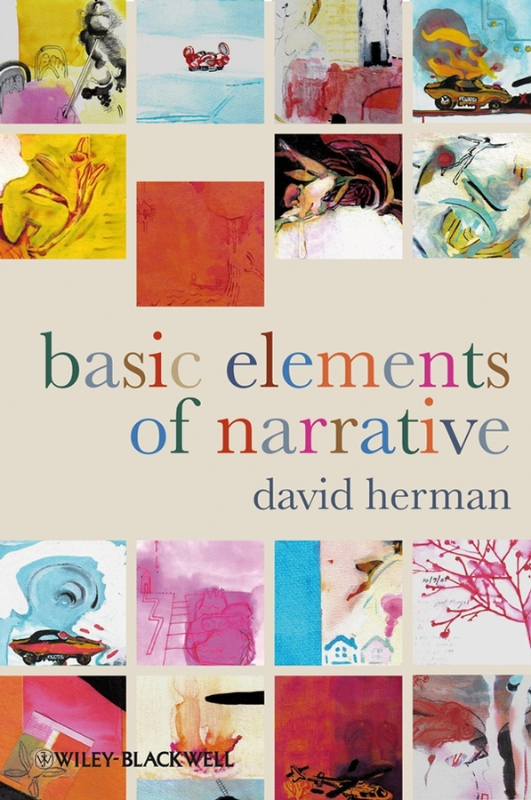 David Herman Basic Elements of Narrative платье lauren ralph lauren lauren ralph lauren la079ewuio35