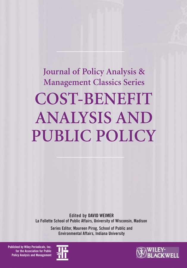 David  Weimer Cost-Benefit Analysis and Public Policy bertsch power and policy in communist systems paper only