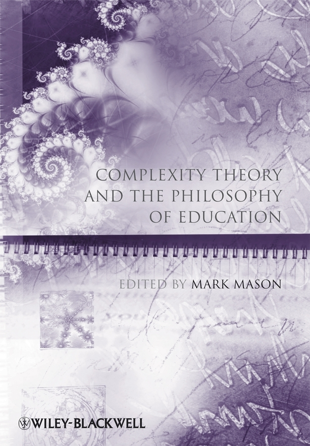 Mark  Mason Complexity Theory and the Philosophy of Education new arrival iron