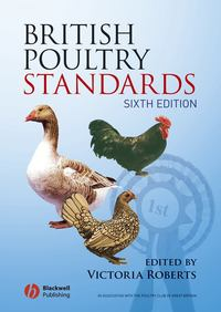 Victoria  Roberts - British Poultry Standards