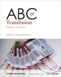 Marcela  Contreras - ABC of Transfusion