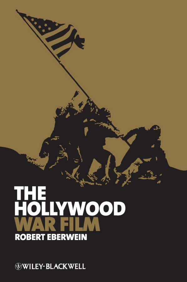 Robert Eberwein The Hollywood War Film hollywood cinema film movie black filming background vinyl cloth high quality computer printed wall backdrop