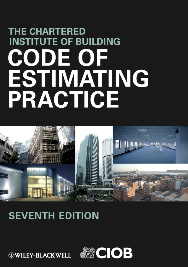 CIOB (The Chartered Institute of Building) Code of Estimating Practice network code of practice developments
