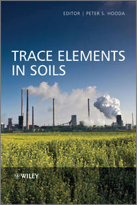 Peter  Hooda - Trace Elements in Soils