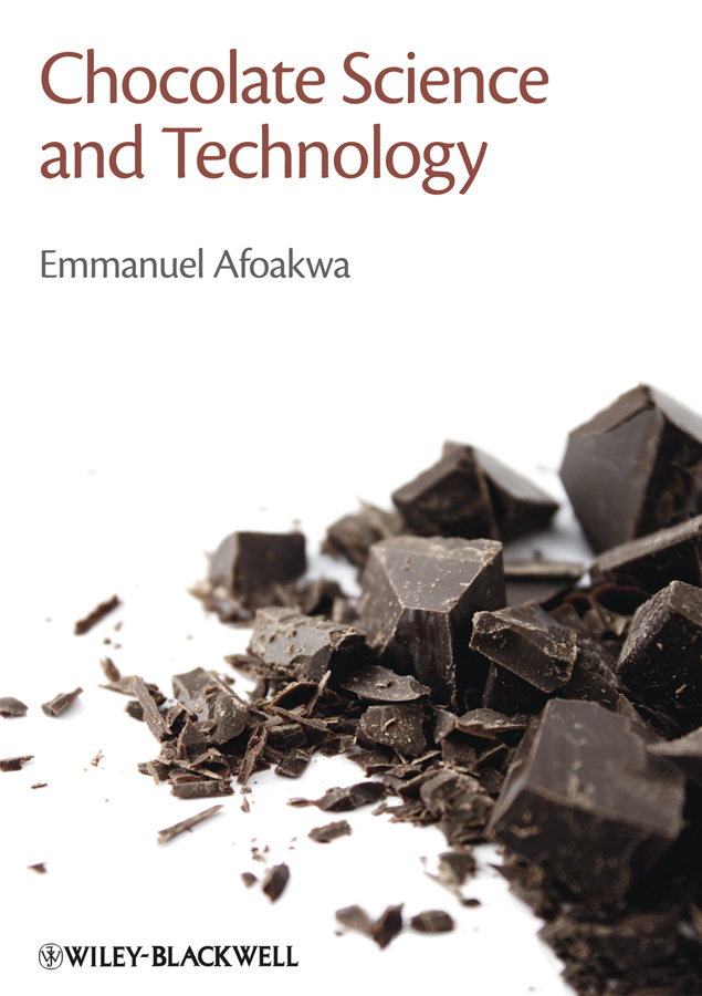 Emmanuel Afoakwa Ohene Chocolate Science and Technology post harvest handling and processing of mango