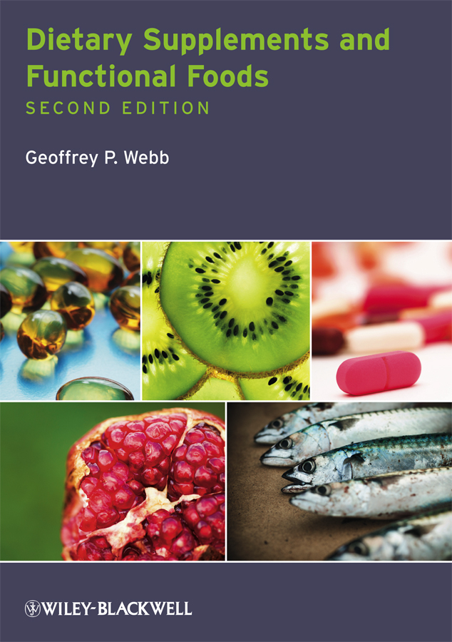 Geoffrey Webb P. Dietary Supplements and Functional Foods цена и фото