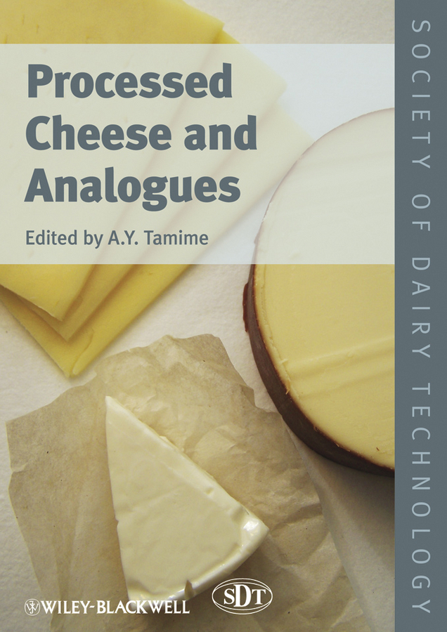 Adnan Tamime Y. Processed Cheese and Analogues the influence of science and technology on modern english poetry