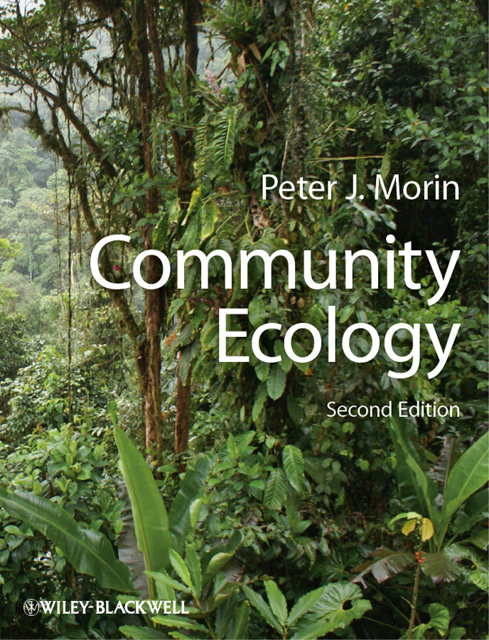 Peter Morin J. Community Ecology ISBN: 9781444341935 studies on ionospheric irregularities using remote sensing techniques