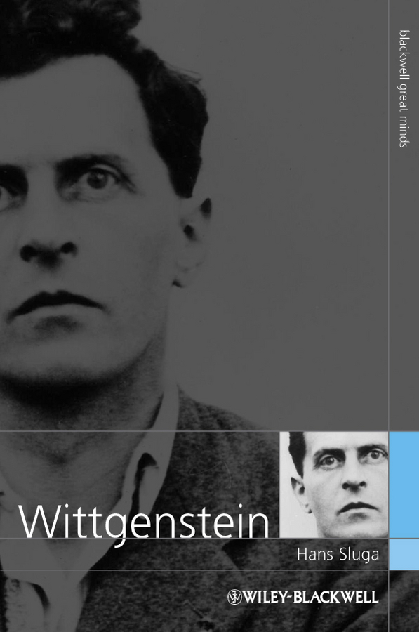 Hans Sluga Wittgenstein the relevance of political science
