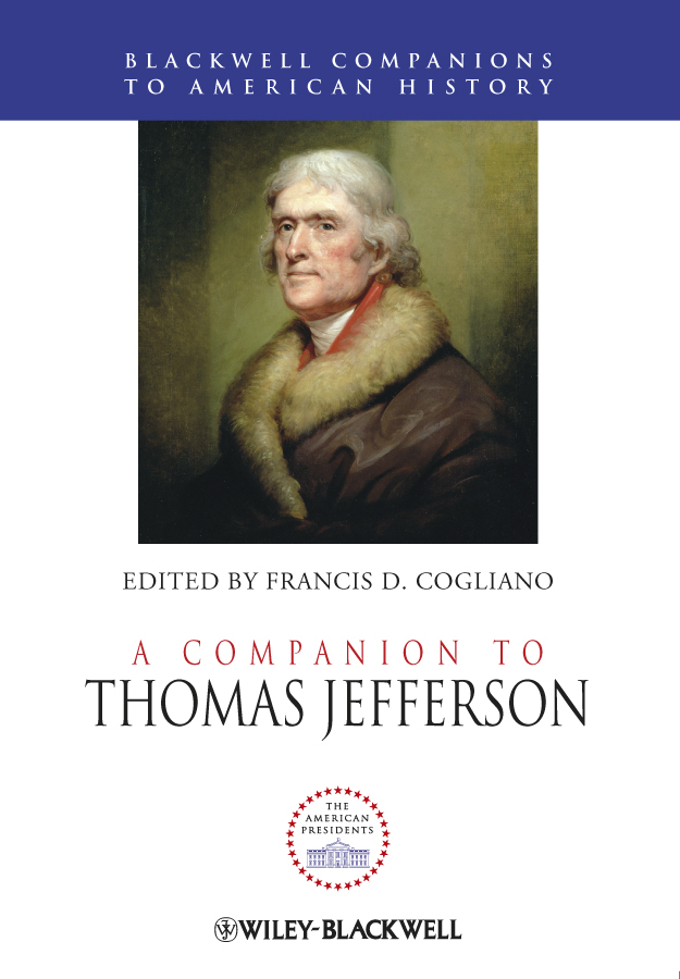 Francis Cogliano D. A Companion to Thomas Jefferson laser a2 workbook with key cd rom