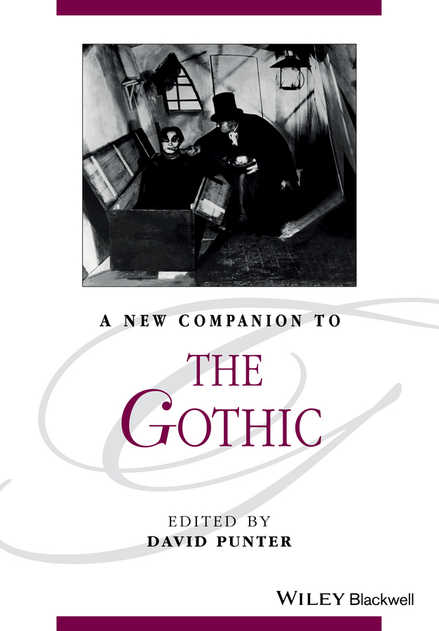 David Punter A New Companion to The Gothic translation criticism and news localization