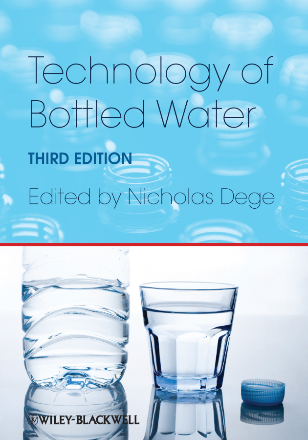 Nicholas Dege Technology of Bottled Water