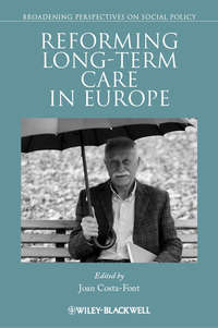 Joan  Costa-Font - Reforming Long-term Care in Europe