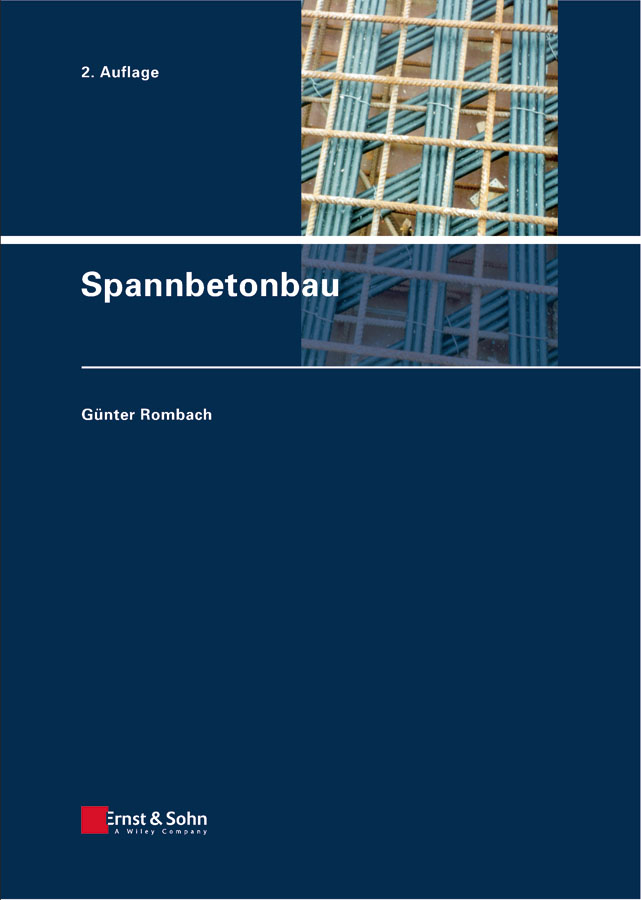Günter Rombach Spannbetonbau design of liquid retaining concrete structures