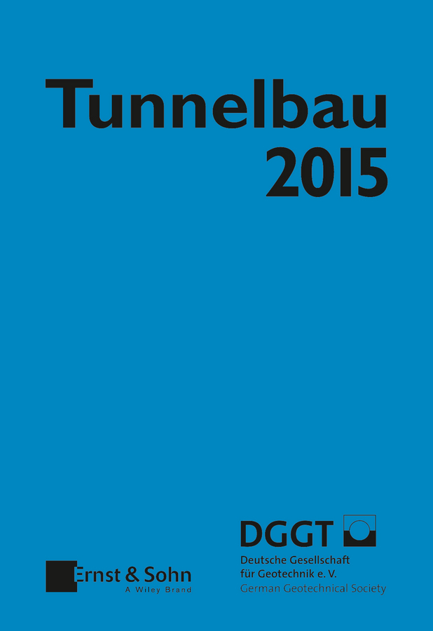 Deutsche Gesellschaft für Geotechnik e.V. / German Geotechnical Society Taschenbuch für den Tunnelbau 2015 the destruction of tilted arc – documents