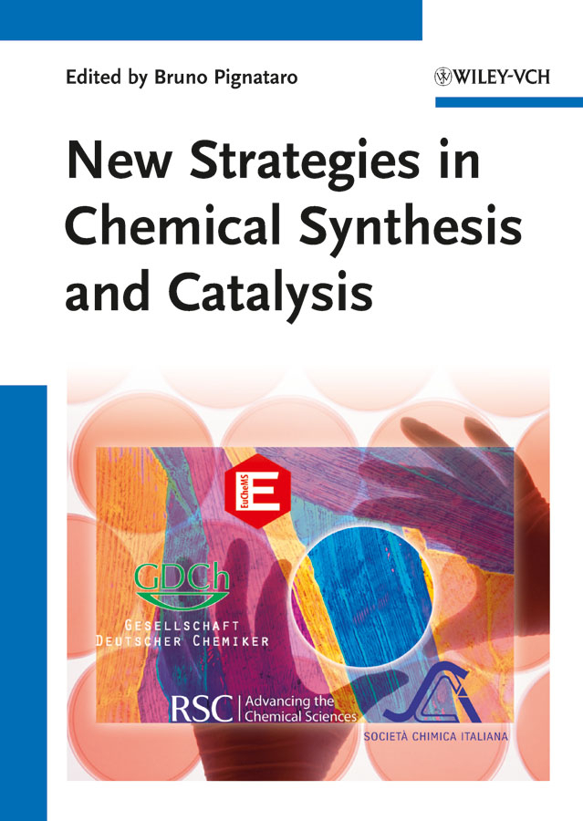 Bruno Pignataro New Strategies in Chemical Synthesis and Catalysis theilheimer synthetic methods of organic chemistry yearbook 1974