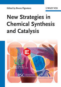 Bruno  Pignataro - New Strategies in Chemical Synthesis and Catalysis