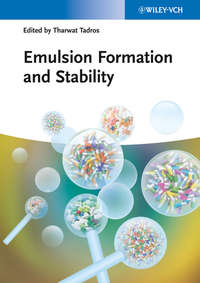 Tharwat Tadros F. - Emulsion Formation and Stability
