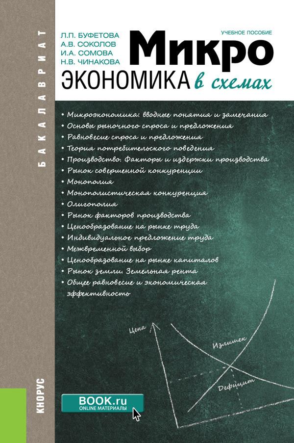 Л. П. Буфетова. Микроэкономика в схемах