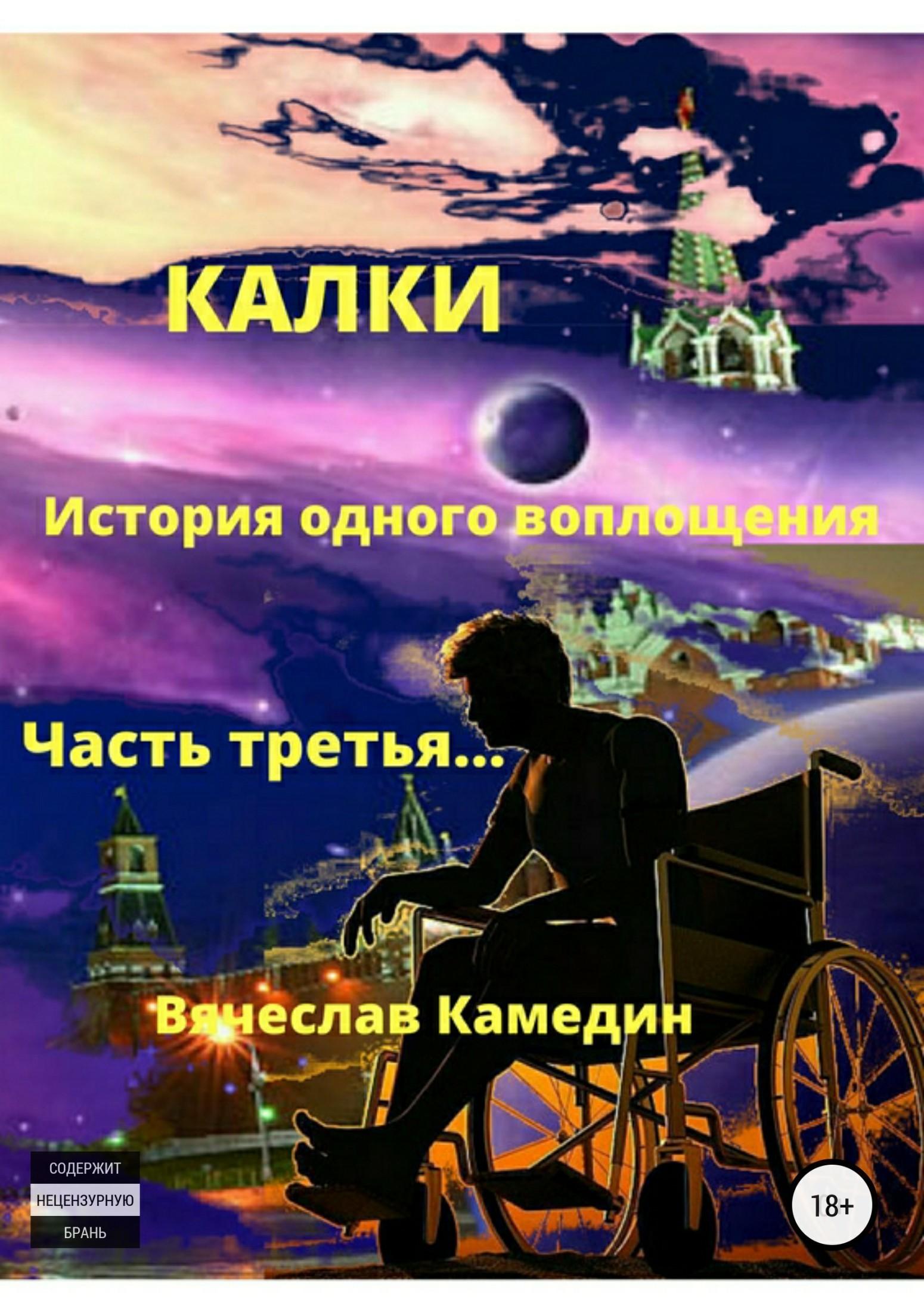 Вячеслав Владимирович Камедин. Калки. История одного воплощения. Часть третья