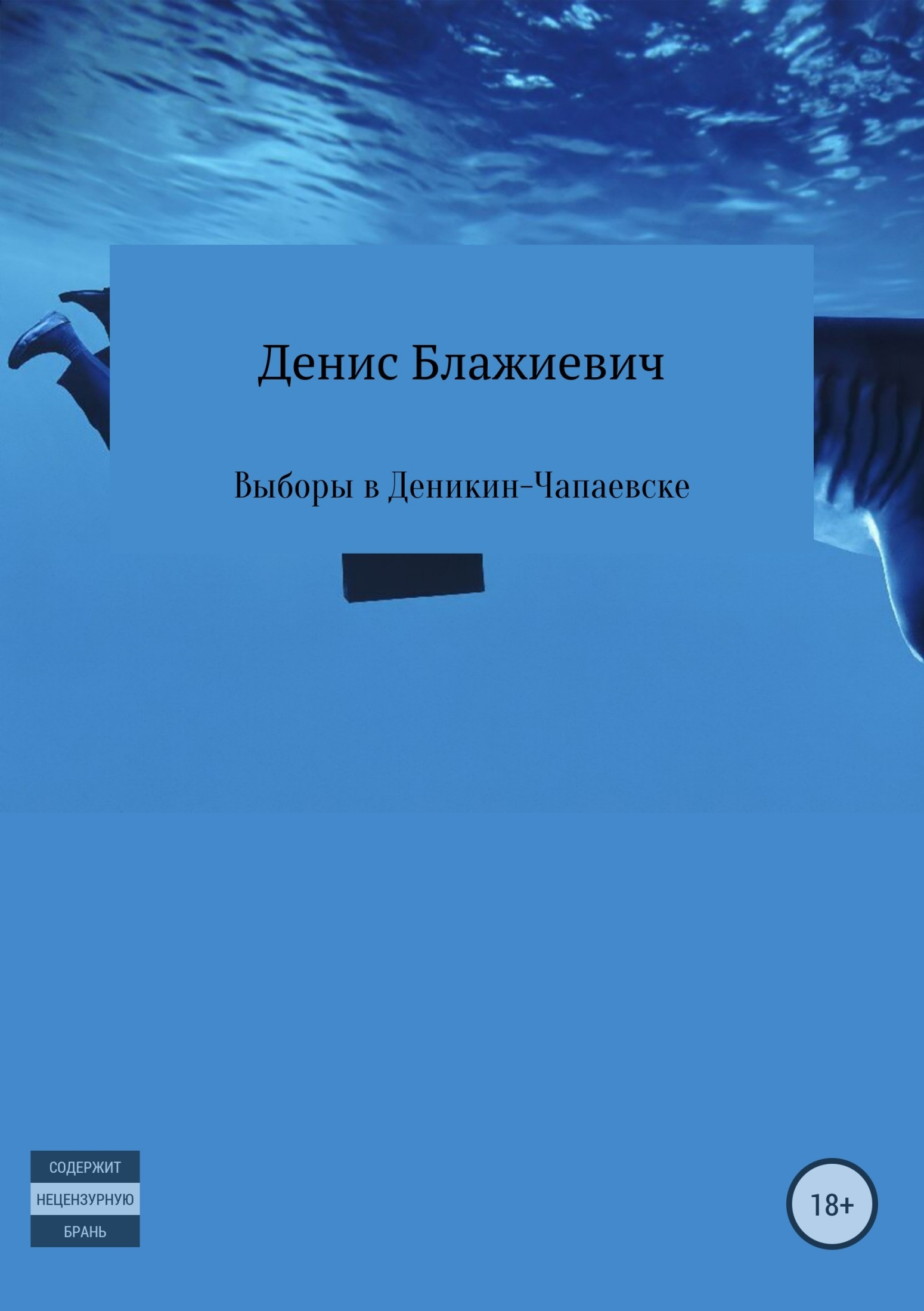Денис Викторович Блажиевич бесплатно