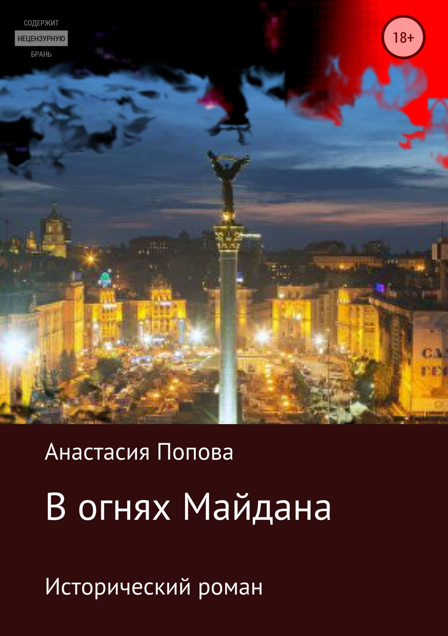 Анастасия Попова - В огнях Майдана