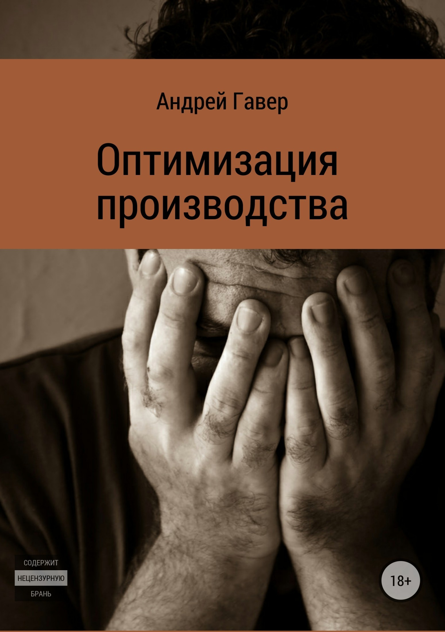 Обложка книги Оптимизация производства, автор Андрей Михайлович Гавер