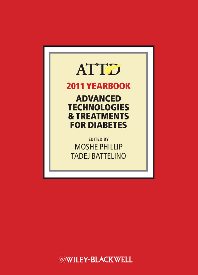 Battelino Tadej ATTD 2011 Year Book. Advanced Technologies and Treatments for Diabetes ISBN: 9781118321522 technologies in wastewater treatment