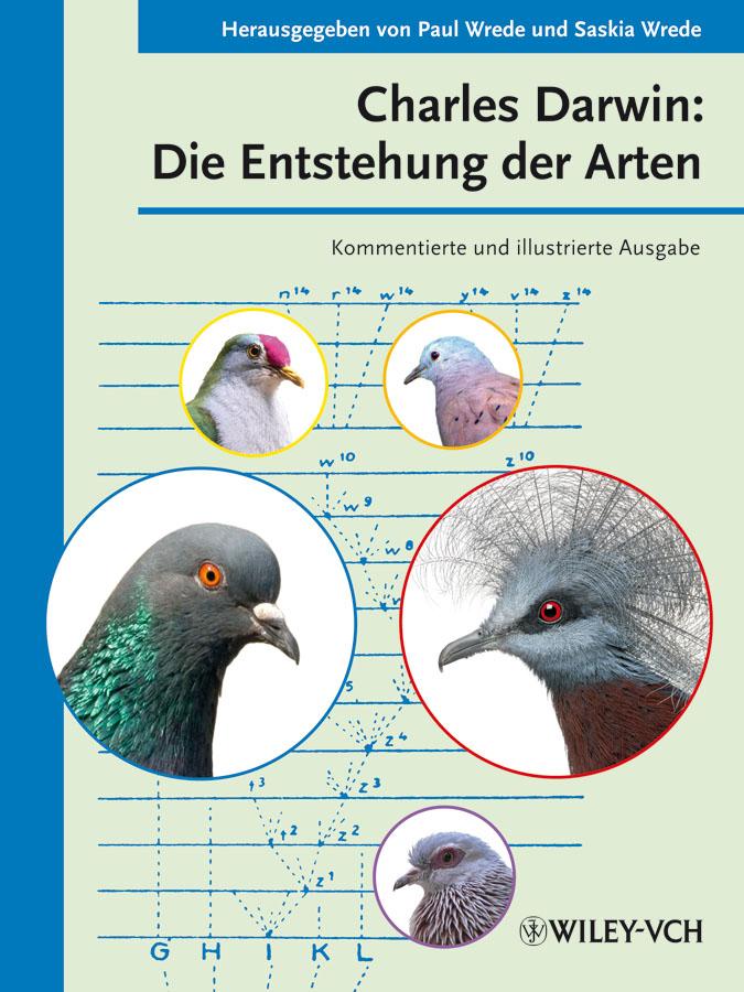 Wrede Paul Charles Darwin. Die Entstehung der Arten menschen a2 testtrainer mit cd