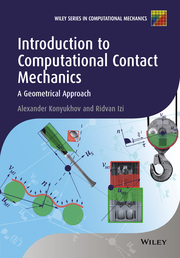 Konyukhov Alexander Introduction to Computational Contact Mechanics. A Geometrical Approach 200pcs fm4428 iso7816 contact ic card contact smart card for social security