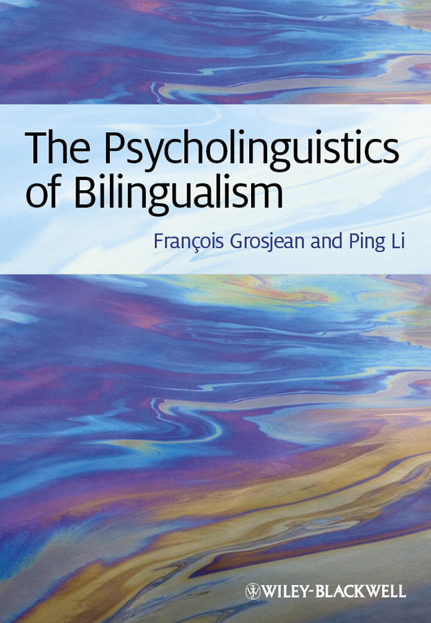 Li Ping The Psycholinguistics of Bilingualism ISBN: 9781118349786 immigrant religiosity and the production of an ethnic memory field