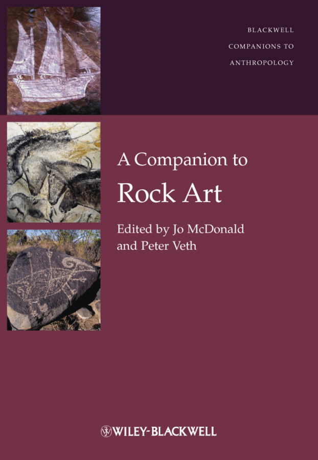 McDonald Jo A Companion to Rock Art the art of urban sketching drawing on location around the world