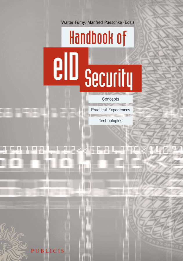 Fumy Walter Handbook of eID Security. Concepts, Practical Experiences, Technologies hubert razik handbook of asynchronous machines with variable speed isbn 9781118600863