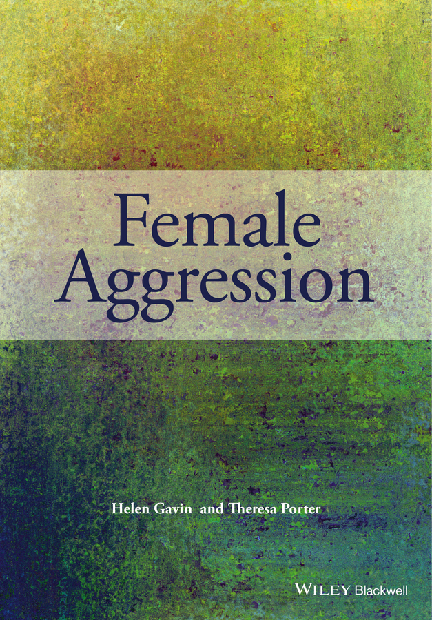 Gavin Helen Female Aggression ISBN: 9781118314739 odeon light подвесная люстра odeon light alvada 2911 8
